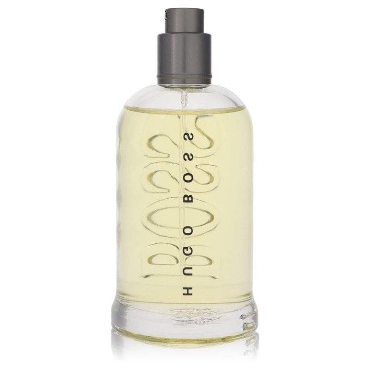 BOSS NO. 6 by Hugo Boss for Men Eau De Toilette Spray (Tester) 3.3 oz