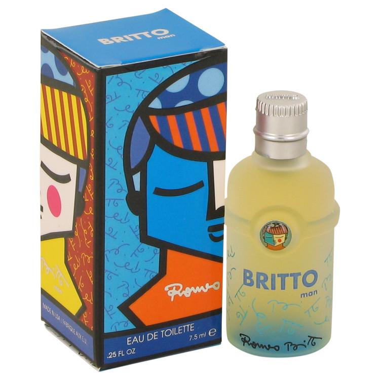Britto by Romero Britto for Men Mini EDT .25 oz