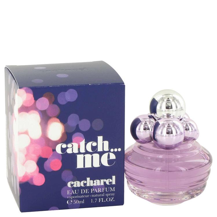 Catch Me by Cacharel for Women Eau De Parfum Spray 1.7 oz