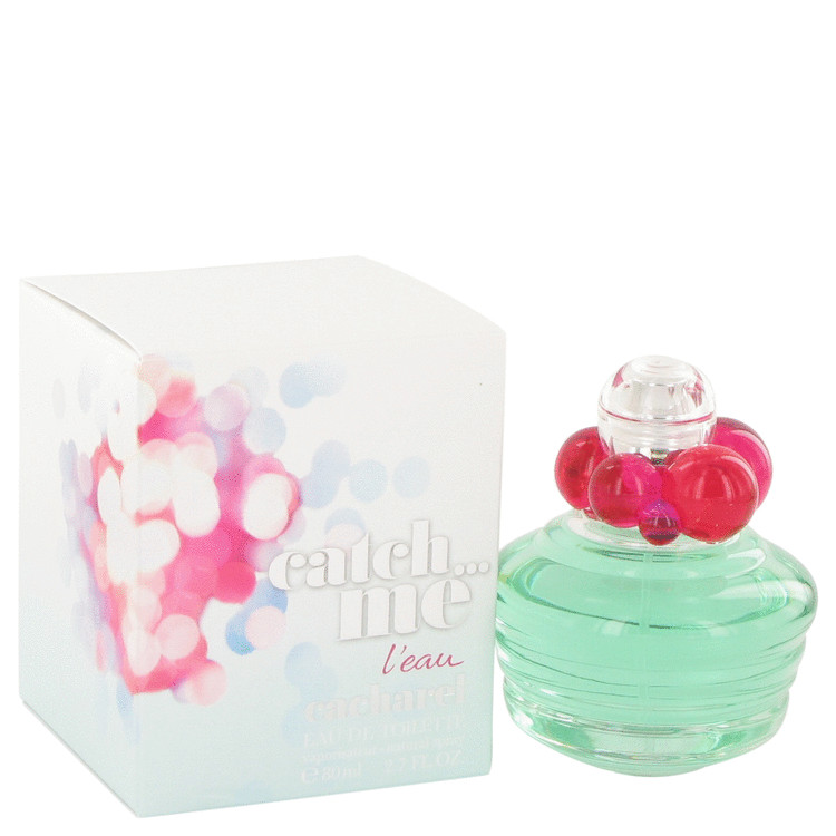 Catch ME L'eau by Cacharel for Women Eau De Toilette Spray 2.7 oz