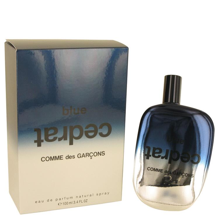 Comme des Garcons Blue Cedrat by Comme des Garcons for Men Eau De Parfum Spray 3.4 oz
