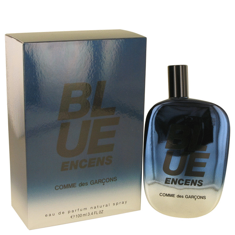 Comme des Garcons Blue Encens by Comme des Garcons for Men Eau De Parfum Spray 3.4 oz