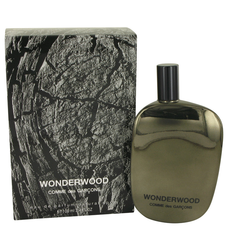 Comme des Garcons Wonderwood by Comme des Garcons for Women Eau De Parfum Spray 3.4 oz