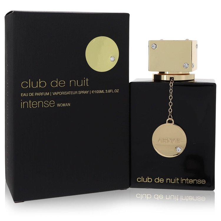 Club De Nuit Intense by Amraf for Women Eau De Parfum Spray 3.6 oz