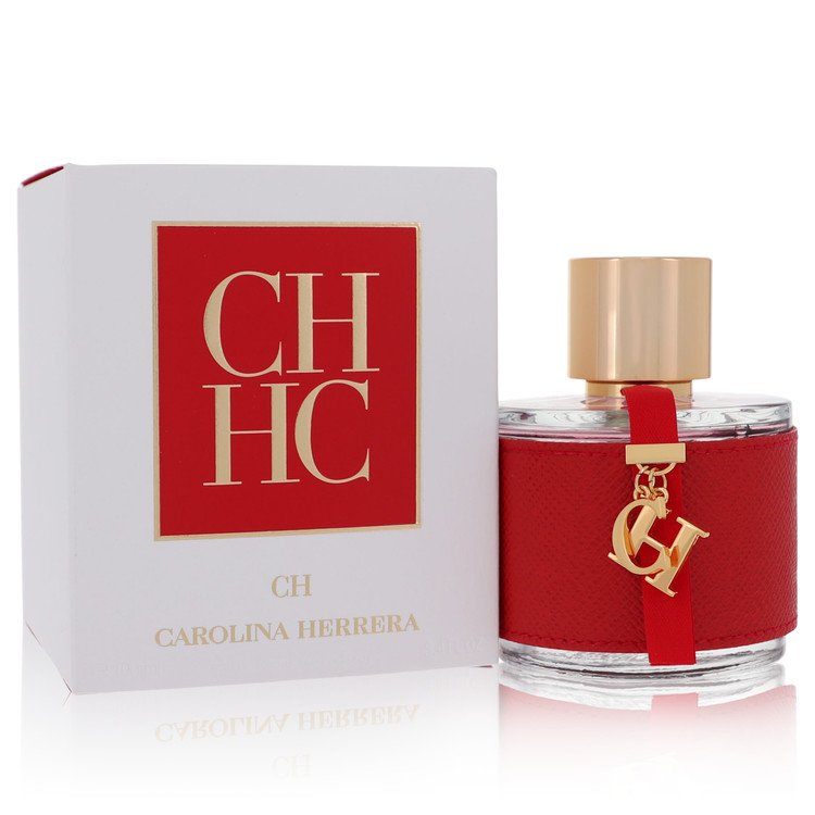 CH Carolina Herrera by Carolina Herrera for Women Eau De Toilette Spray 3.4 oz