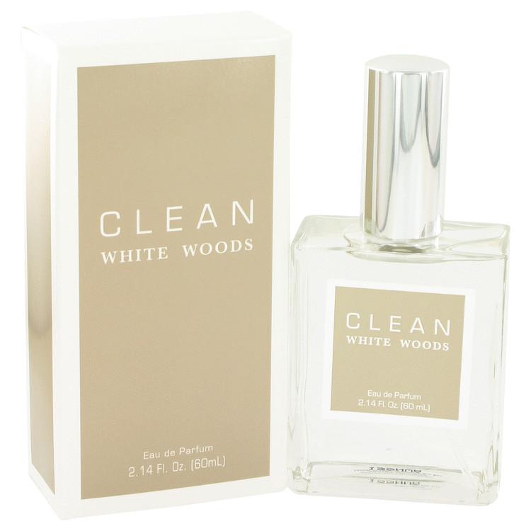 Clean White Woods by Clean for Women Eau De Parfum Spray (Unisex) 2.14 oz