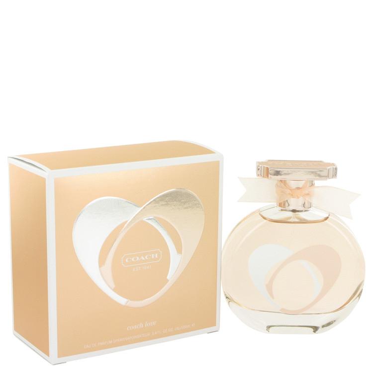 Coach Love by Coach for Women Eau De Parfum Spray 3.4 oz
