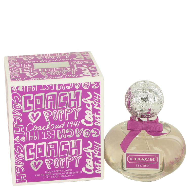 Coach Poppy Flower by Coach for Women Eau De Parfum Spray 1.7 oz