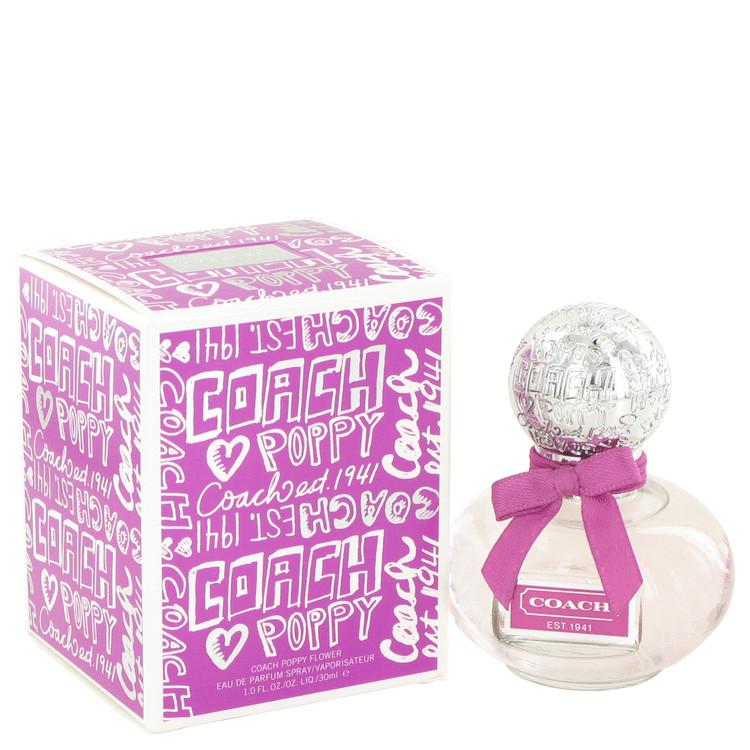 Coach Poppy Flower by Coach for Women Eau De Parfum Spray 1 oz