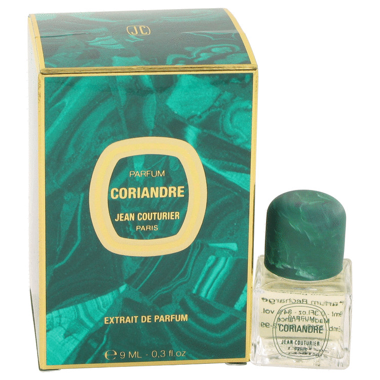 CORIANDRE by Jean Couturier for Women Extrait De Perfume .3 oz