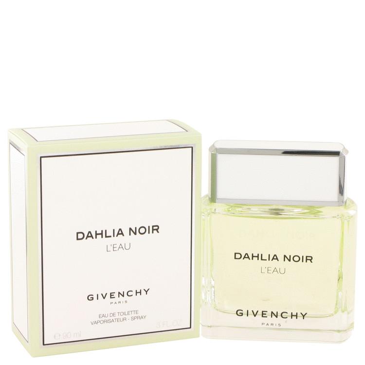 Dahlia Noir L'eau by Givenchy for Women Eau De Toilette Spray 3 oz