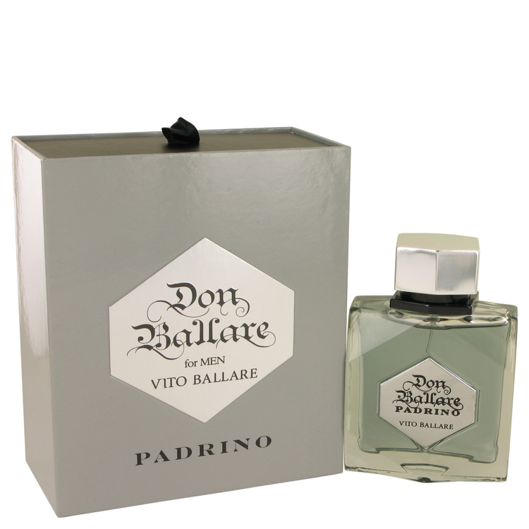 Don Ballare Padrino by Vito Ballare for Men Eau De Toilette Spray 3.3 oz