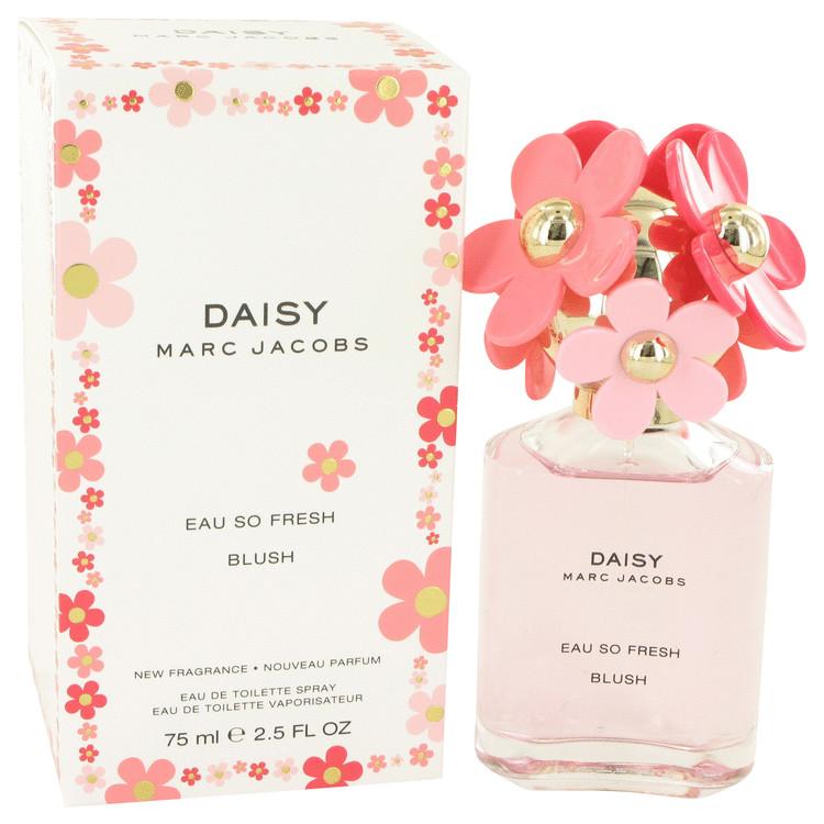 Daisy Eau So Fresh Blush by Marc Jacobs for Women Eau De Toilette Spray 2.5 oz