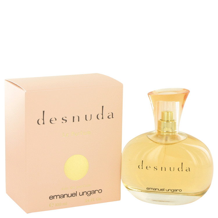 Desnuda Le Parfum by Ungaro for Women Eau De Parfum Spray 3.4 oz