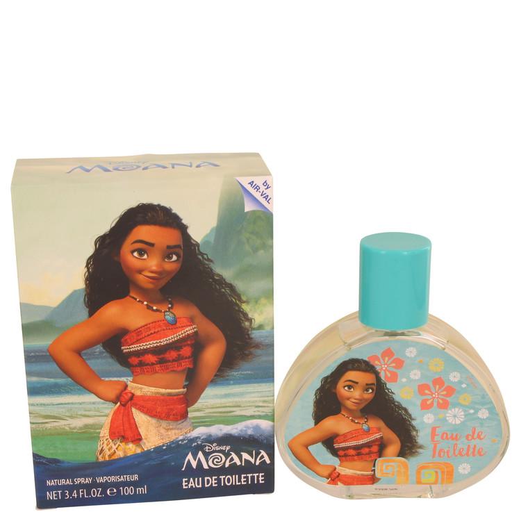 Moana by Disney for Women Eau De Toilette Spray 3.4 oz