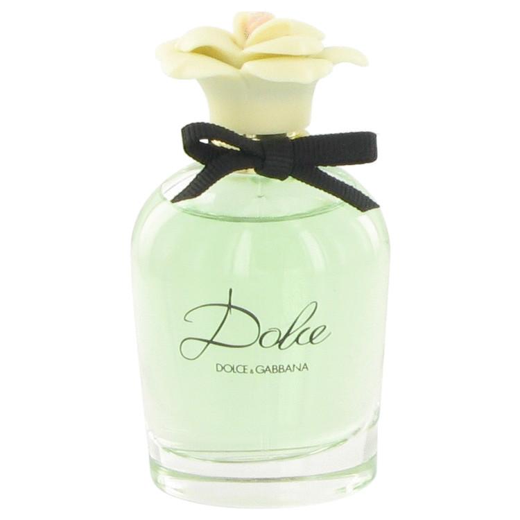 Dolce by Dolce & Gabbana for Women Eau De Parfum Spray (Tester) 2.5 oz