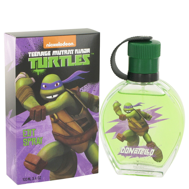 Teenage Mutant Ninja Turtles Donatello by Marmol & Son for Men Eau De Toilette Spray 3.4 oz