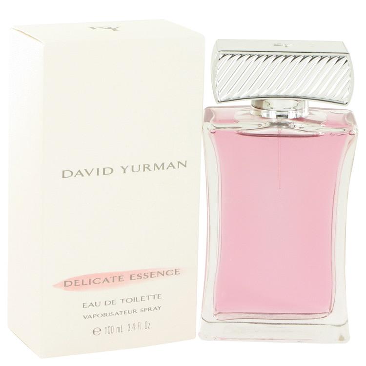 David Yurman Delicate Essence by David Yurman for Women Eau De Toilette Spray 3.4 oz