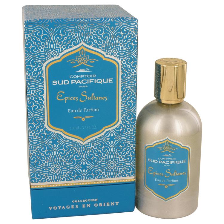 Comptoir Sud Pacifique Epices Sultanes by Comptoir Sud Pacifique for Women Eau De Parfum Spray 3.3 oz