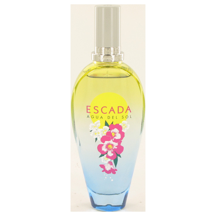 Escada Agua Del Sol by Escada for Women Eau De Toilette Spray (Tester) 3.3 oz