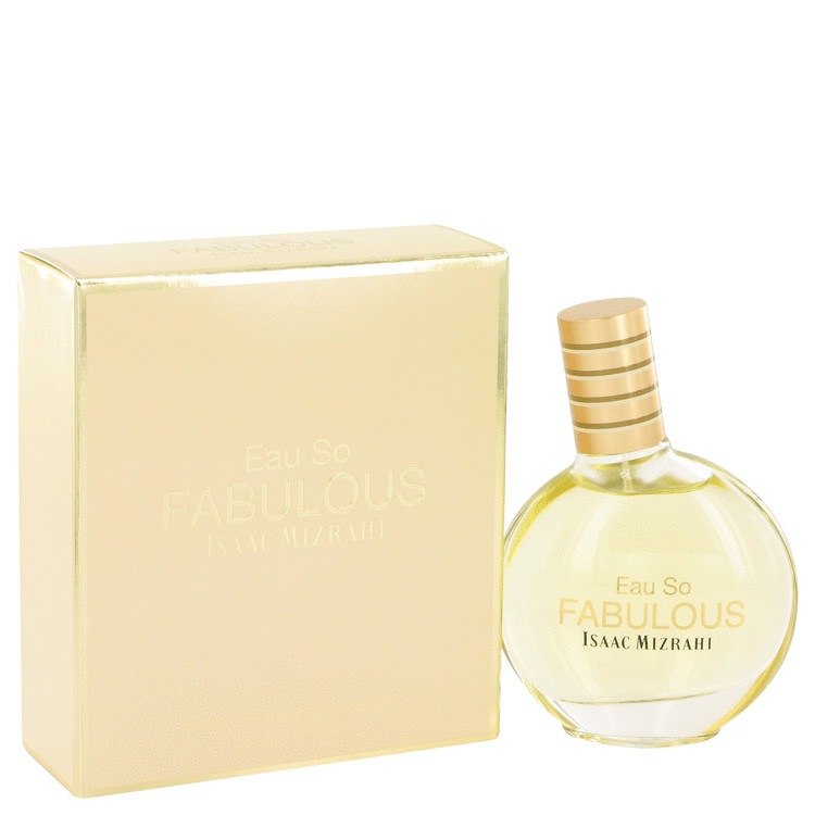 Eau So Fabulous by Isaac Mizrahi for Women Eau De Toilette Spray 1.7 oz