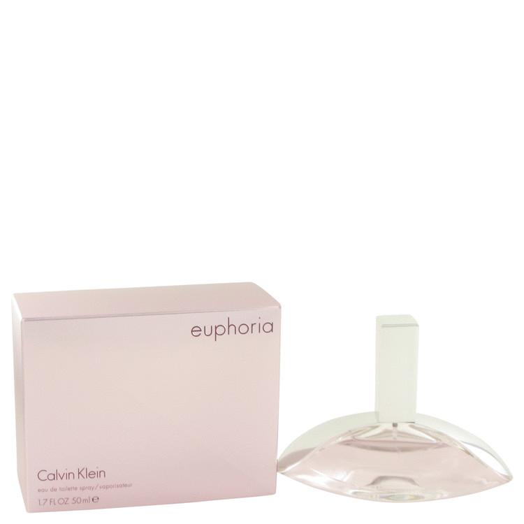Euphoria by Calvin Klein for Women Eau De Toilette Spray 1.7 oz