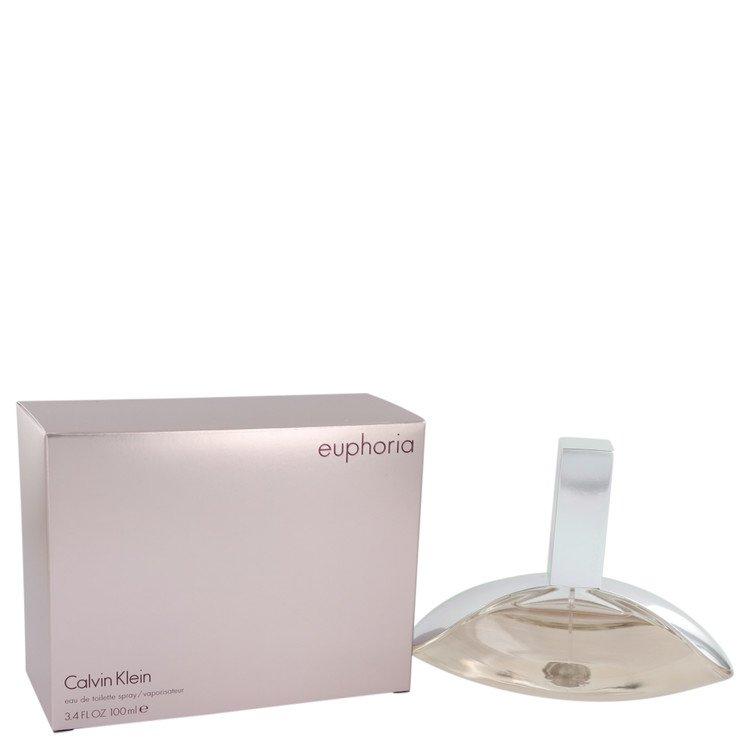 Euphoria by Calvin Klein for Women Eau De Toilette Spray 3.4 oz