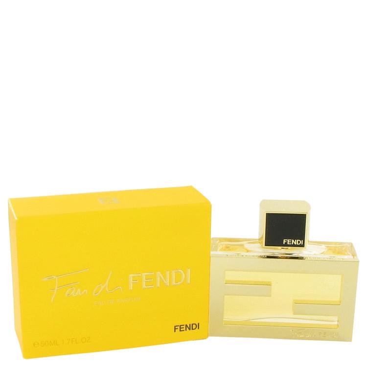 Fan Di Fendi by Fendi for Women Eau De Parfum Spray 1.7 oz