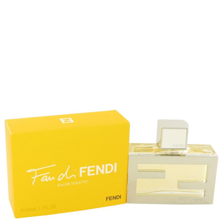 Fan Di Fendi by Fendi for Women Eau De Toilette Spray 1.7 oz