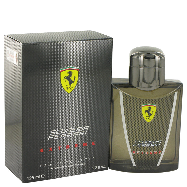 Ferrari Scuderia Extreme by Ferrari for Men Eau De Toilette Spray 4.2 oz