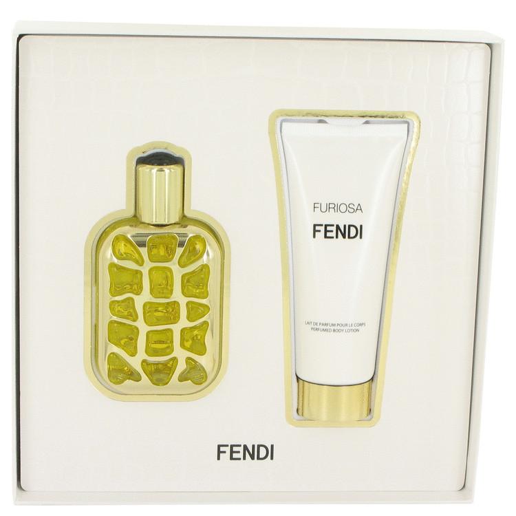Fendi Furiosa by Fendi for Women Gift Set -- 1.7 oz Eau De Parfum Spray + 2.5 oz Body Lotion