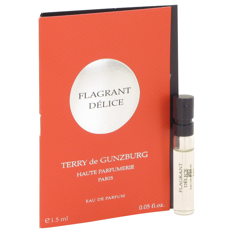 Flagrant Delice by Terry De Gunzburg
