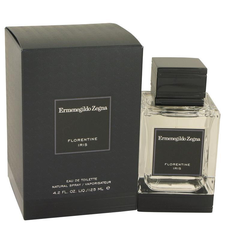 Florentine Iris by Ermenegildo Zegna for Men Eau De Toilette Spray 4.2 oz