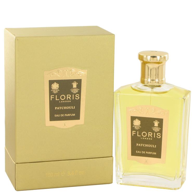 Floris Patchouli by Floris for Women Eau De Parfum Spray 3.4 oz
