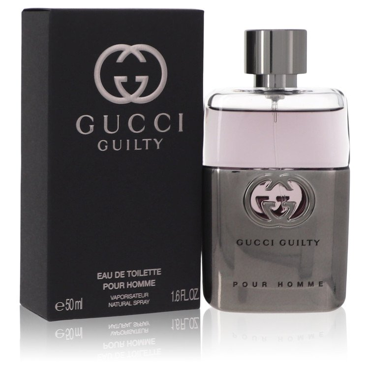 Gucci Guilty by Gucci for Men Eau De Toilette Spray 1.7 oz