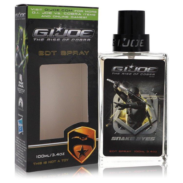 GI Joe by Marmol & Son for Men Eau De Toilette Spray 3.4 oz