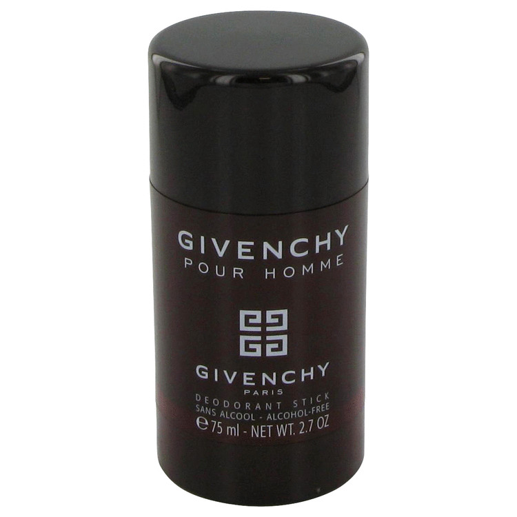 Givenchy (Purple Box) by Givenchy for Men Deodorant Stick 2.5 oz