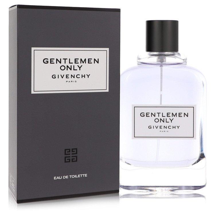 Gentlemen Only by Givenchy for Men Eau De Toilette Spray 3.4 oz