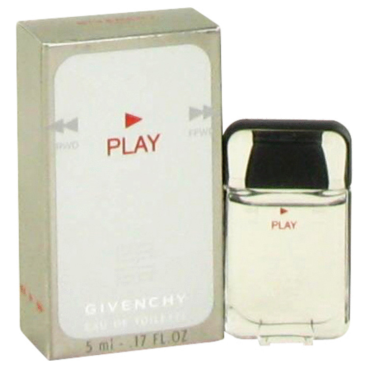 Givenchy Play by Givenchy for Men Mini EDT .17 oz