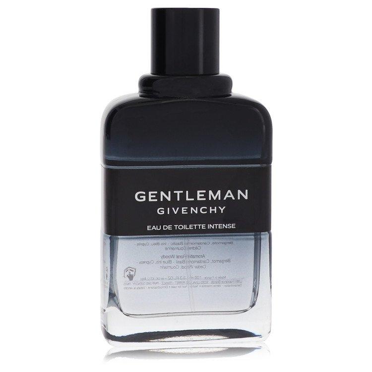 Gentlemen Only Intense by Givenchy for Men Eau De Toilette Spray (Tester) 3.3 oz