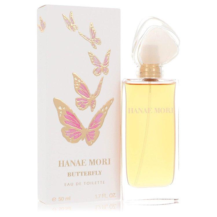 HANAE MORI by Hanae Mori for Women Eau De Toilette Spray 1.7 oz