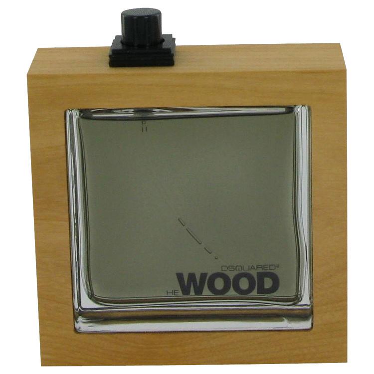 He Wood by Dsquared2 for Men Eau De Toilette Spray (Tester) 3.4 oz