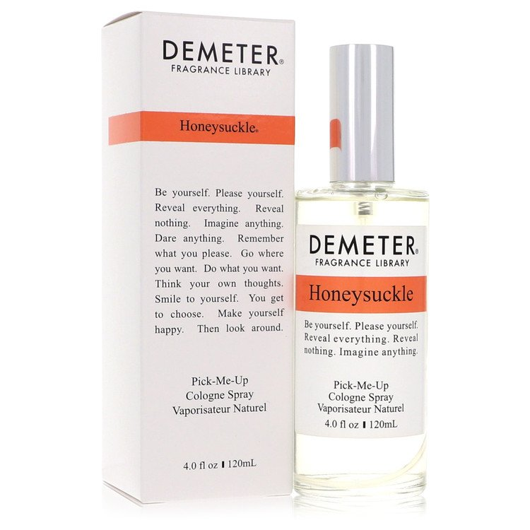 Demeter by Demeter for Women Honeysuckle Cologne Spray 4 oz