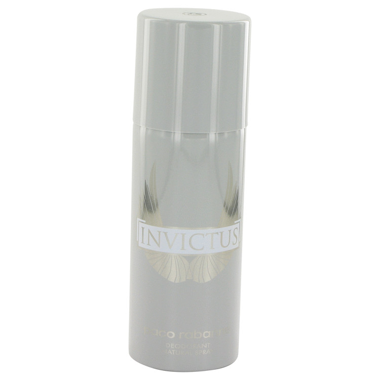 Invictus by Paco Rabanne for Men Deodorant Spray 5 oz