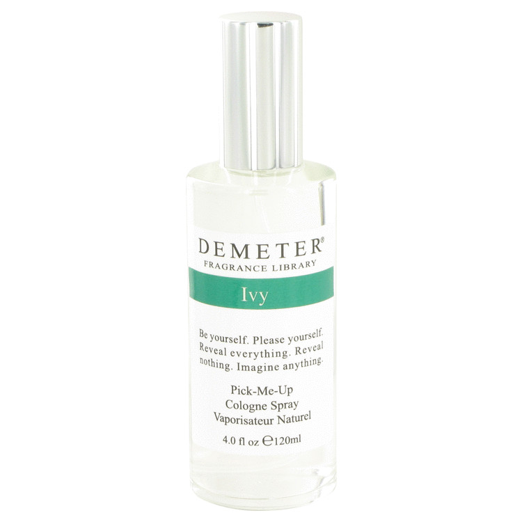 Demeter by Demeter for Women Ivy Cologne Spray 4 oz
