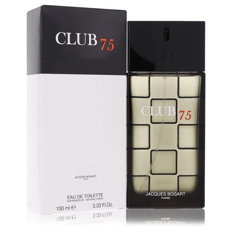 Jacques Bogart Club 75 by Jacques Bogart for Men Eau De Toilette Spray 3.33 oz