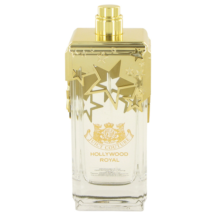 Juicy Couture Hollywood Royal by Juicy Couture for Women Eau De Toilette Spray (Tester) 5 oz