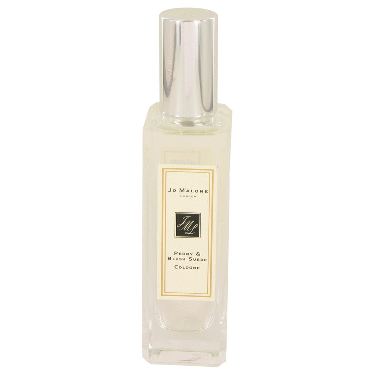 Jo Malone Peony & Blush Suede by Jo Malone for Men Cologne Spray (Unisex Unboxed) 1 oz
