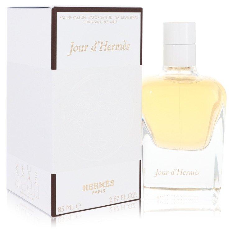 Jour D'Hermes by Hermes for Women Eau De Parfum Spray Refillable 2.87 oz