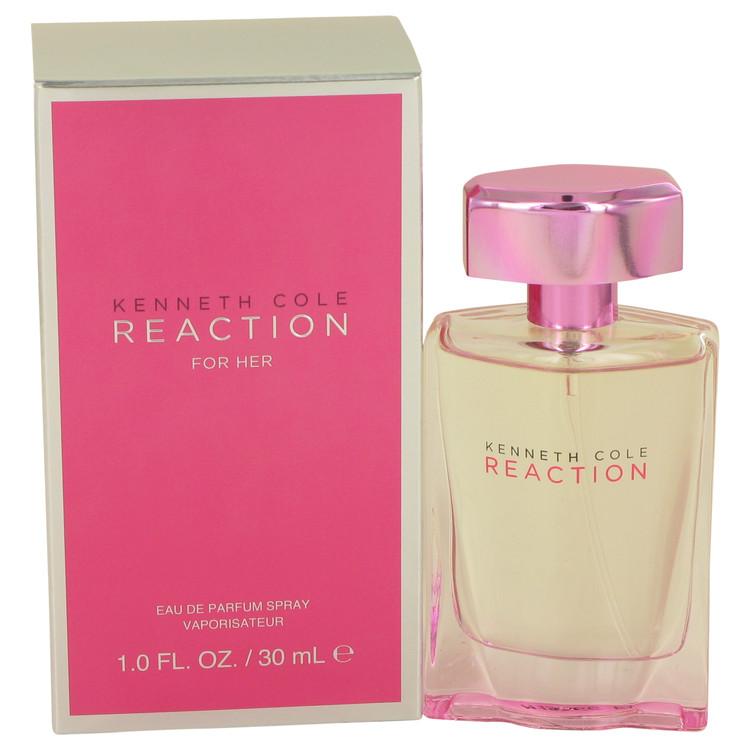 Kenneth Cole Reaction by Kenneth Cole for Women Eau De Parfum Spray 1 oz
